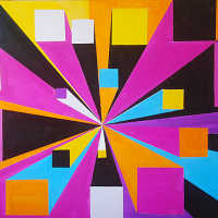 wayne pearce abstract paintings
